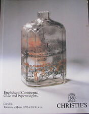 CHRISTIE'S English and Continental Glass and Paperweights – The 'Ker' Amen Glass