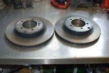 Evo 4,5,7,8, & 9 Rear Brake Discs-Brembo 2 pot Calipers