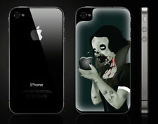 Zombie Princess decal for iPhone 4G - vinyl sticker