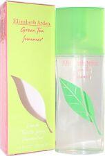 GREEN TEA SUMMER 3.3 OZ EDT SPRAY FOR WOMEN NEW IN A BOX BY ELIZABETH ARDEN