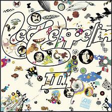Led Zeppelin III (US) 180g GATEFOLD REPLICA Remastered NEW SEALED VINYL LP