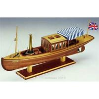 Constructo Louise Steam Launch 1:26 Scale Wooden Model Kit 80834