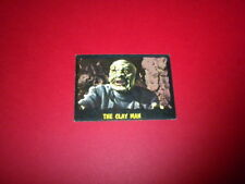 OUTER LIMITS trading card #45 Bubbles Inc. 1964 tv horror sci-fi PRINTED IN USA