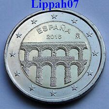 Spanje speciale 2 euro 2016 Aquaduct Segovia UNC