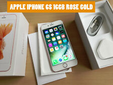 Apple iPhone 6S 16GB Rose Gold Sim Free Unlocked Boxed UK Seller Free Post
