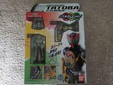 Kamen Rider OOO Ozu OCC 01 Combo Change Tatoba Figure