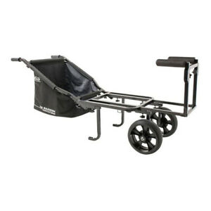 MAP Carp Angler Fishing X2 Extending Barrow Black