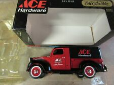 ERTL ACE HARDWARE 1947 DODGE CANOPY TRUCK DIE CAST 1/25 SCALE