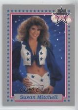 1992 Enor Sports Products Dallas Cowboys Cheerleaders Susan Mitchell #28