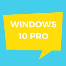 Windows 10 Pro, Licenze 64 & 32 bit