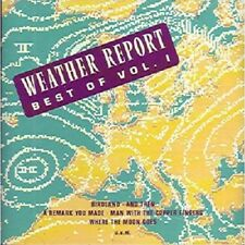 Weather Report - Best of Weather Report Vol. 1  (AUDIO CD) IMPORT