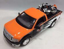 Maisto - 32173 - Ford F150 STX CAMION & HARLEY DAVIDSON MOTO - échelle 1:24