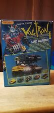 Matchbox Voltron Defender of the Universe Land Warrior Vehicle Robot set 1984