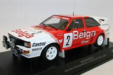 Minichamps 1/18 Diecast 155 851102 Audi Quattro A2 Belga Win Boucles Spa 1985 #2