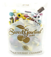 SweetGourmet Gustaf's English Mini Licorice Allsorts Candy - 1LB FREE SHIPPING!