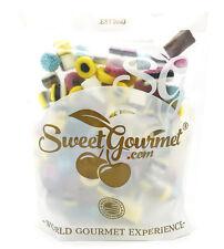 SweetGourmet Gustaf's English Mini Licorice Allsorts Candy - 1LB FREE SHIPPING!