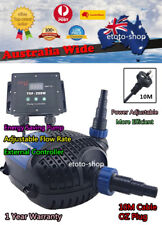 Jebao TSF 20000LPH  Submersible Pond Water Pump + Adjust Flow via Controller