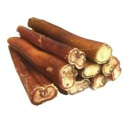 6 inch Thick Bully Sticks For Dogs Excellent Dog Chew and Treat!! (1/2 lbs bag)