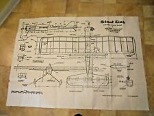 MODEL AIRPLANE PLANS OF THE STUNT KING