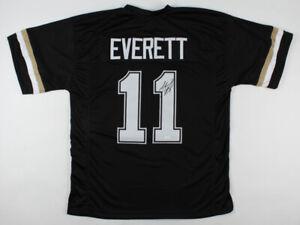 Jim Everett Signed Purdue Boilermakers Jersey (JSA COA) L.A. Rams QB (1986–1994)
