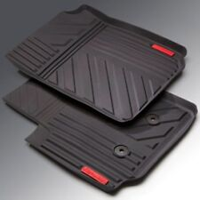 2015-2019 GMC Canyon Front All-Weather Floor Mats Black All-Terrain 22963074