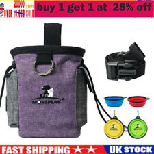 More details for puppy pet dog obedience training treat feed bait food snack pouch belt bags jh
