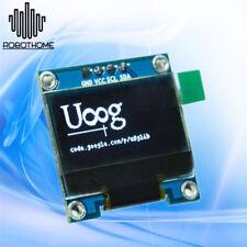 0.96in I2C IIC Serial 128X64 Module White OLED LCD LED Display SSD1306 Arduino D