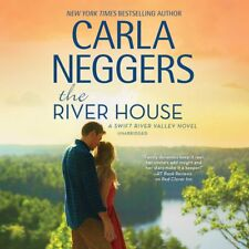 Carla Neggers THE RIVER HOUSE Swift River Valley Unabridged CD *NEW* FAST Ship !