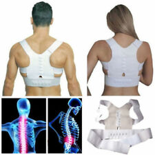 Appareils orthopédiques blancs sans marque dos