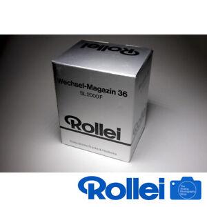 Rollei 36/72 Magazine insert for SL2000F/3001/3003 Cameras