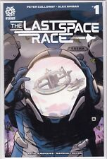 THE LAST SPACE RACE #1 Alex Shibao Peter Calloway Aftershock First Print NM