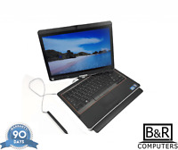"Dell Latitude XT3 Laptop Tablet i7 2.8GHz 8GB 256GB SSD Windows 10 13"" Backlit"
