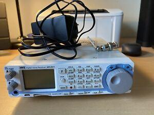 AOR AR-DV1 - SDR Digital Voice Empfänger, 1 Jahr alt, in erstklassigem Zustand