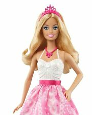 Barbie Fairytale Princess Fashion Doll New in Box FREE SHIPPING