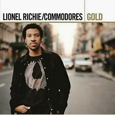Lionel Richie/Commodores GOLD Best Of 32 ESSENTIAL SONGS New Sealed 2 CD