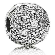 Authentic Pandora Charm Cosmic Stars With Clear Clip 791286CZ