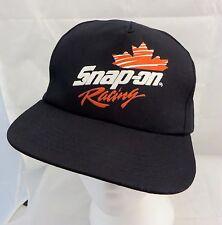 Snap on Racing baseball cap hat adjustable snapback e87a045b4503