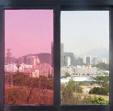 Multicolors Clear Solar Film/Tint/Window/Glass/Privacy/UV/Roll 152cm x 50cm New