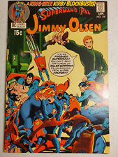Comic Book DC Superman's Pal Jimmy Olsen 135 8.5 (VF/NM) See pics Darkseid Cameo