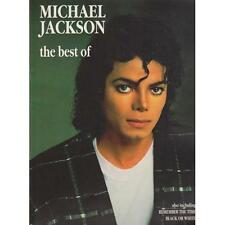 CARISCH ML705 SPARTITO MICHAEL JACKSON THE BEST OF