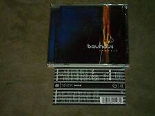 Bauhaus ‎Crackle Japan CD