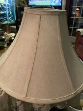 """13"""" Inch Material Lamp Shade Round"""