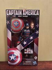 Marvel Legends walmart exclusive John Walker Captain America figure