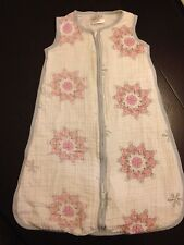 Aiden and Anais Sleeping Bag - For the Birds in Medallion - Perfect Condition