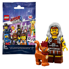Lego Minifigures 71023 - # 6 Sherry Scratchen-Post & Scarfield - Lego Movie 2