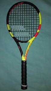 Mini raquette de tennis - Rafael Nadal - Babolat pure aero decima 2018 - neuve