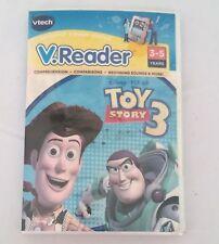 V. Reader V-tech Learning Games Book System Disney Pixar Toy Story 3 New Sealed
