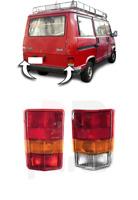 Per Fiat Ducato 1990 - 1994 Nuovo Posteriore Fanale Lampada Coppia Set LHD = Rhd