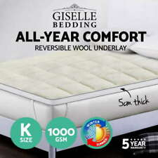Unbranded Woolen Beds & Mattresses