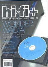 Hi-Fi+ / HiFi Plus No.69 Wadia Usher Consonance Electrocompaniet Absolute Sound